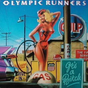 Olympic Runners - It's A Bitch