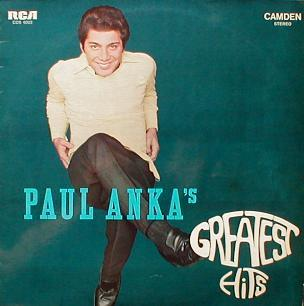 Paul Anka - Paul Anka's Greatest Hits
