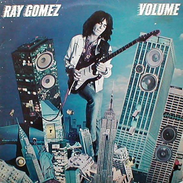 Ray Gomez - Volume