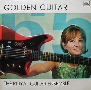 Royal Guitar Ensemble, The - Golden Guitar