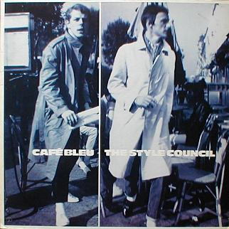 Style Council, The - Café Bleu