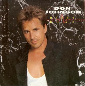 Don Johnson - Heart Beat