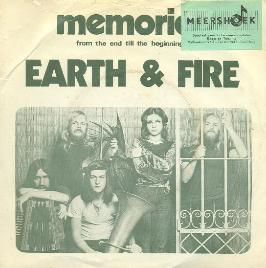 Earth & Fire - Memories