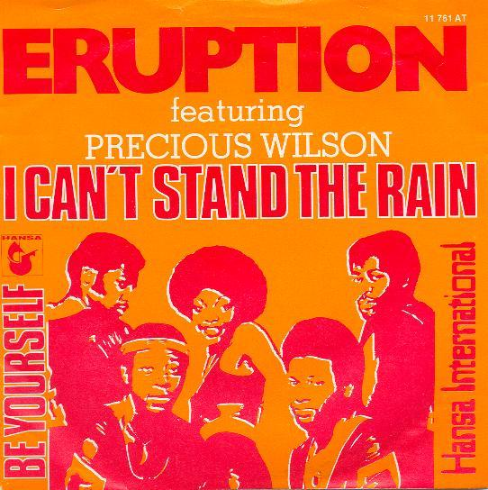 Eruption Feat. Precious Wilson - I Can't Stand The Rain