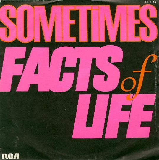 Facts Of Life - Sometimes