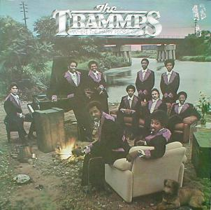 Trammps, The - Where The Happy People Go