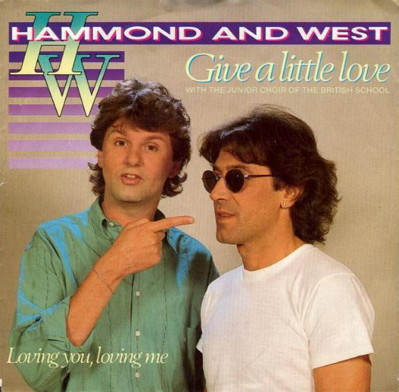 Hammond & West - Give A Little Love