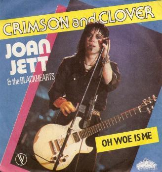 Joan Jett & The Blackhearts - Crimson And Clover