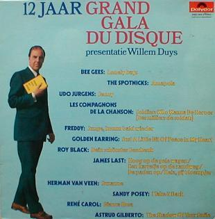 Various - 12 Jaar Grand Gala Du Disque