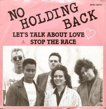 No Holding Back - Let's Talk About Love