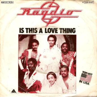 Raydio - Is This A Love Thing