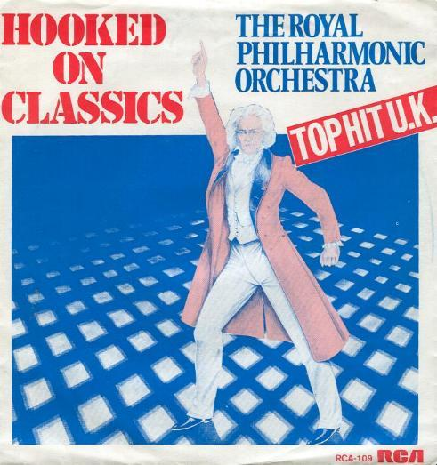 Royal Philharmonic Orchestra, The - Hooked On Classics