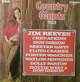 Various - Country Giants Vol. 3