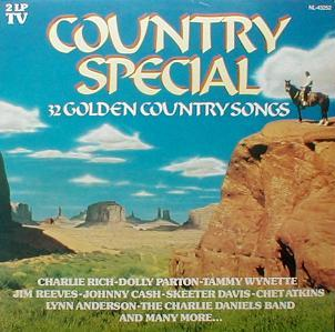 Various - Country Special - 32 Golden Country Songs