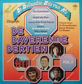 Various - De Daverende Dertien ( De Hollandse Hits Van Nu, Vol. 3 )
