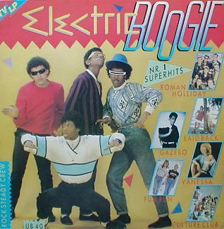 Various - Electric Boogie