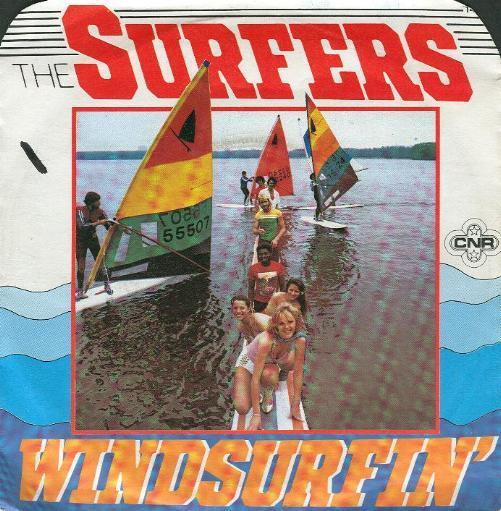 Surfers, The - Windsurfin'
