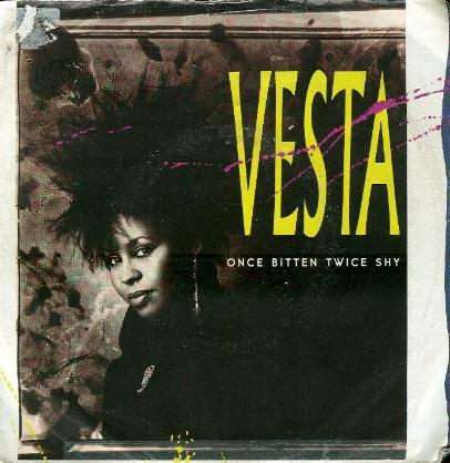 Vesta Williams - Once Bitten Twice Shy