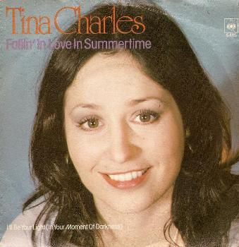 Tina Charles - Fallin' In Love In Summertime