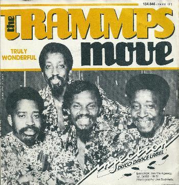 Trammps, The - Move
