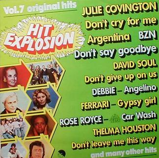Various - Hit Explosion 7
