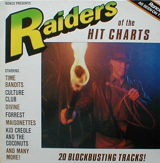Various - Raiders Of The Hit Chats