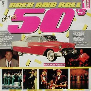 Various - Rock & Roll Of The 50's