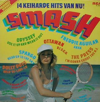 Various - 14 Keiharde Hits Van Nu ! Smash