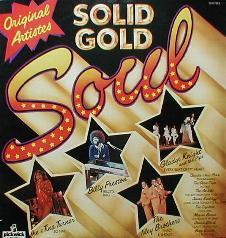 Various - Solid Gold Soul