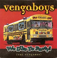 Vengaboys - We Like To Party ! ( Airplay )
