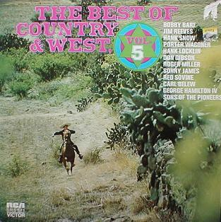 Various - The Best Of Country & West, ol. 5