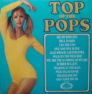 Top Of The Poppers, The - Top Of The Pops Vol. 31