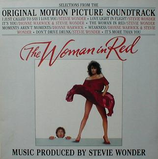 Stevie Wonder - The Woman In Red ( Selections From The Original Motion Picture Soundtrack )