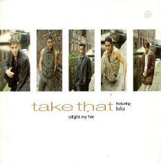 Take That - Relight My Fire