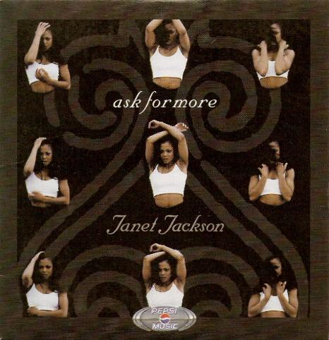 Janet Jackson - Ask For More