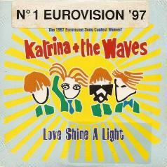 Katrina & The Waves - Love Shine A Light