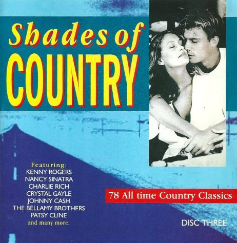 Various - Shades Of Country ( Disc 3 )