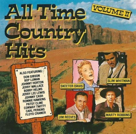 Various - All Time Country Hits Vol. 2