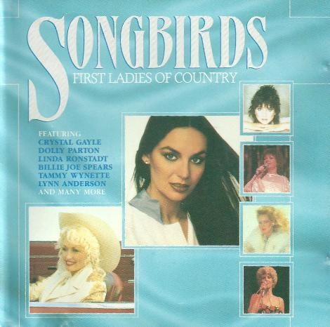 Various - Songbirds First Ladies Of Country