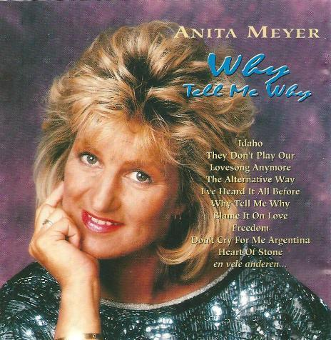 Anita Meyer - Why Tell Me Why