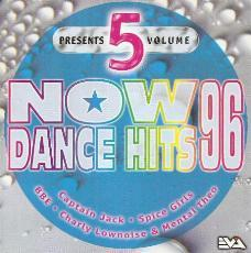Various - Now Dance Hits '96, Volume 5