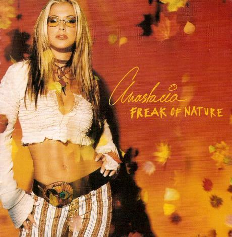 Anastacia - Freak Of Nature ( MINT )