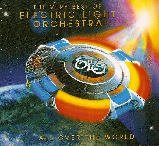 Electric Light Orchestra - All Over The World ( The Very Best Of Electric Light Orchestra ) ( MINT )
