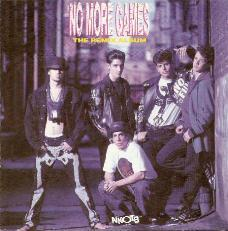 New Kids On The Block - No More Games ( The Remix Album )