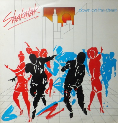 Shakatak - Down On The Street
