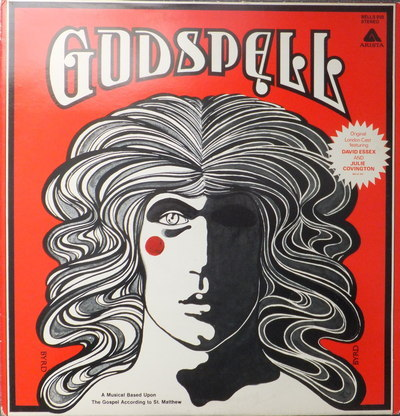 """ Godspell "" Original London Cast - Godspell"