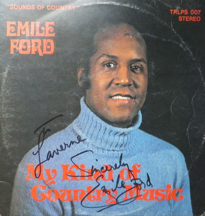 Emile Ford - My Kind Of Country Music