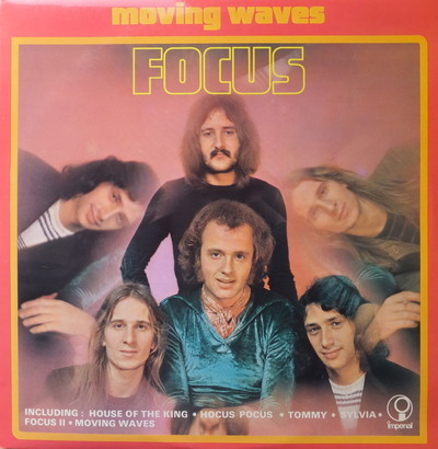 Focus - Moving Waves