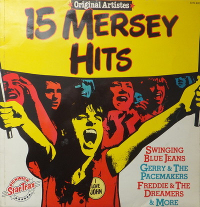 Various - 15 Mersey Hits