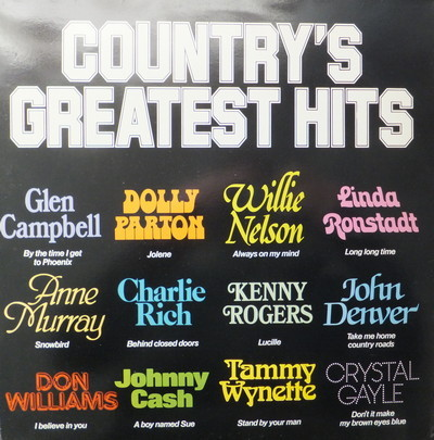 Various - Country's Greatest Hits